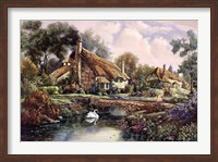 Village Of Dorset Fine-Art Print