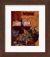 World Of Wine I Fine-Art Print