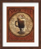 Spanish Coffee Fine-Art Print