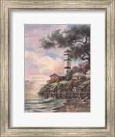 Beacon Light Bay Fine-Art Print