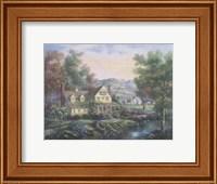 Oak Tree Country Fine-Art Print