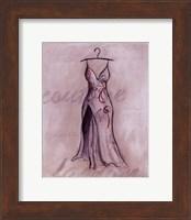 Gray Gown Fine-Art Print