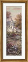 Razzberry Creek Panel II Fine-Art Print