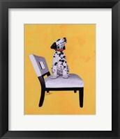 Riley The Dalmatian Puppy Fine-Art Print