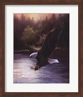 Eagle Prey Fine-Art Print