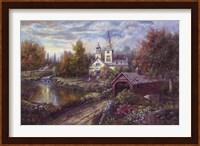 Maple Creek Fine-Art Print