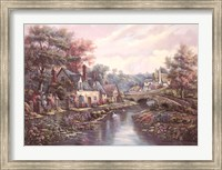 Valley Of The River Beck Fine-Art Print