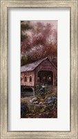 Razzberry Creek Panel I Fine-Art Print
