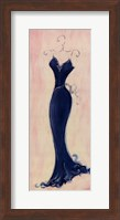 Blue Evening Gown Fine-Art Print