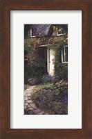 Cobblestone Entry I Fine-Art Print