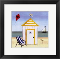 Beach House 2 Fine-Art Print