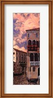 Venice Sunset I Fine-Art Print