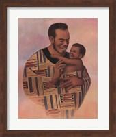 Family Values Man Fine-Art Print