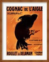 Cognac De L'aigle Fine-Art Print