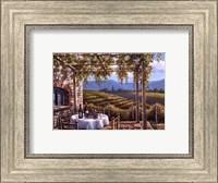 Vineyard Terrace Fine-Art Print