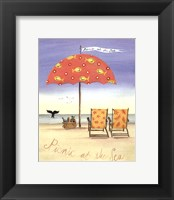 Picnic At The Sea Fine-Art Print