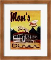 Mom's Diner Fine-Art Print