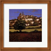 Hillside Down Fine-Art Print