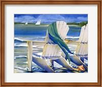 Seaside Breeze Fine-Art Print
