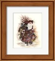 The Forest Gatherer Fine-Art Print