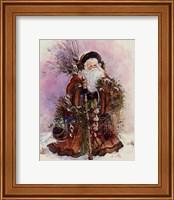 Santa's Bounty Fine-Art Print