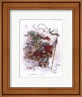 Windswept Traveler Fine-Art Print
