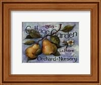 Cottage Garden II Fine-Art Print