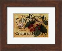 Cottage Garden III Fine-Art Print