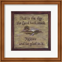 This Is The Day The Lord Hath Made Fine-Art Print