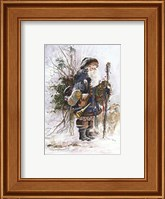 Woodland Animal Keeper Fine-Art Print