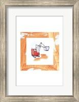 Charlie's Steamshovel Fine-Art Print