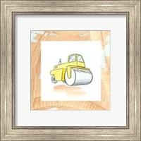 Charlie's Steamroller Fine-Art Print