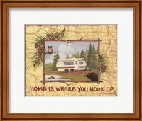 Home is Where You Hook Up Fine-Art Print