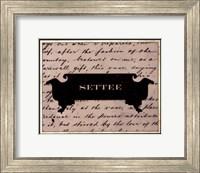 Settee Fine-Art Print
