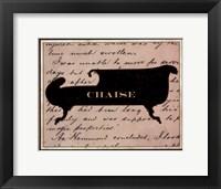 Chaise Fine-Art Print