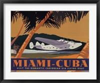 Miami-Cuba Fine-Art Print