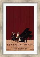 Le Pianola Fine-Art Print