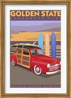 Golden State Fine-Art Print