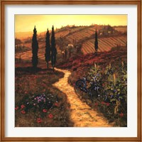 Down The Lane Fine-Art Print
