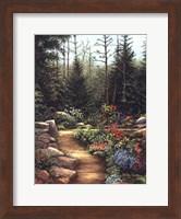 Rock Garden Fine-Art Print