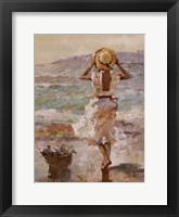 Seaside Summer I Fine-Art Print