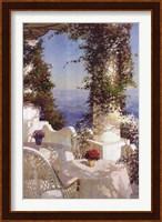 Positano Seascape Fine-Art Print