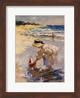 Seaside Summer II Fine-Art Print