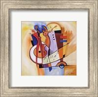 Jazz on the Square Fine-Art Print