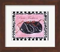 Bling Bling I - Paris Fashion Fine-Art Print