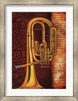 Tenor Horn Fine-Art Print