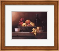 Wine and Cheese Fine-Art Print