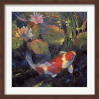 Water Garden I Fine-Art Print
