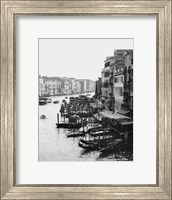 Array of Boats, Venice Fine-Art Print