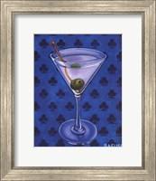 Martini Royale - Clubs Fine-Art Print